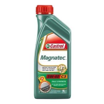 Castrol MAGNATEC 5W-40 C3 1л
